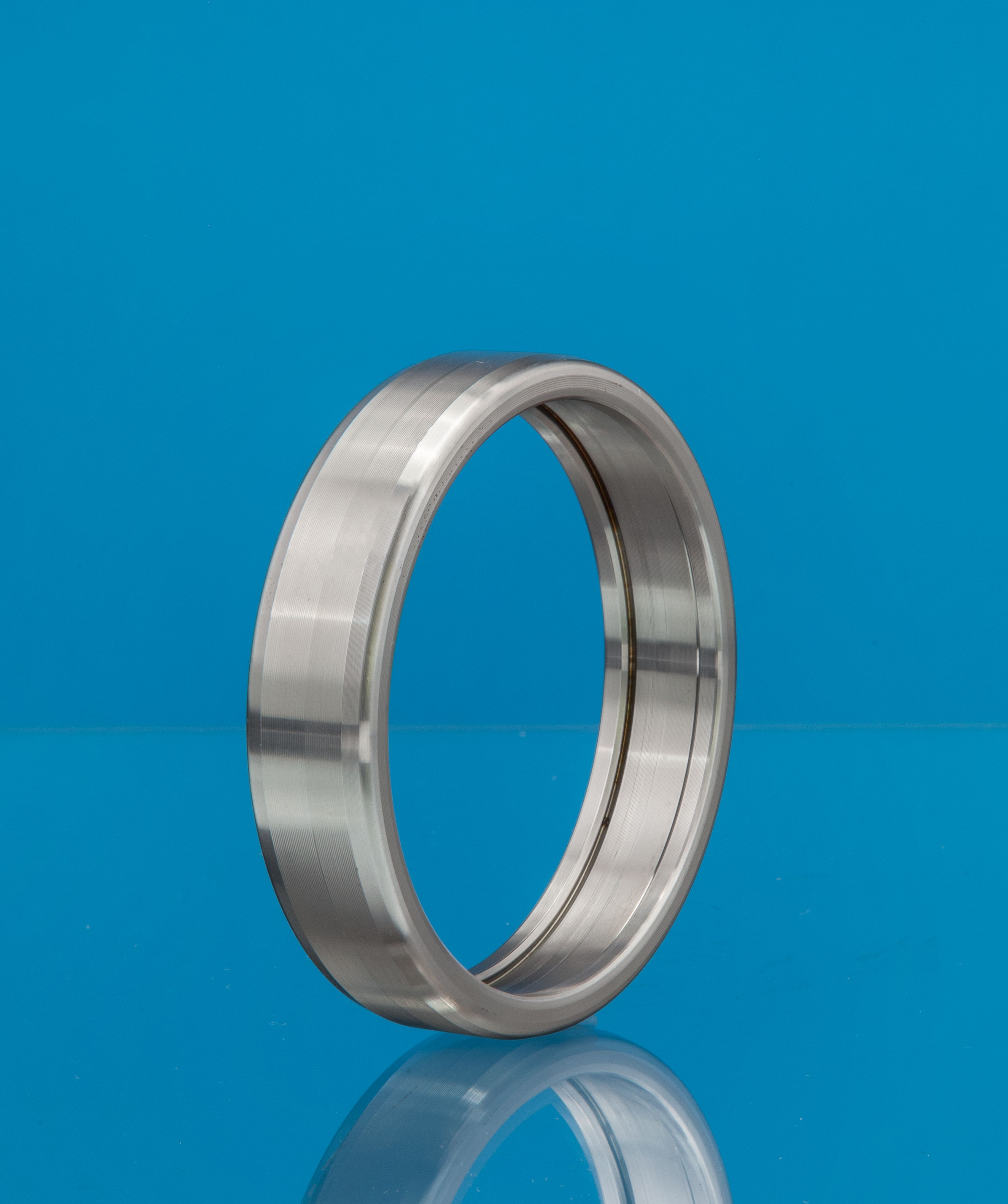 brilliant ringspotters rolled rings round pi ring engagement